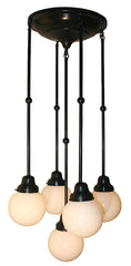 Hoffman 5 Light Cascade Fixture