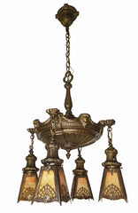 beaux arts chandelier
