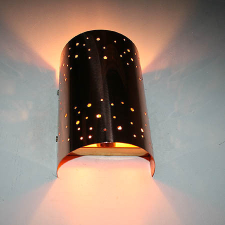 Starlite Mid Century Wall Sconce
