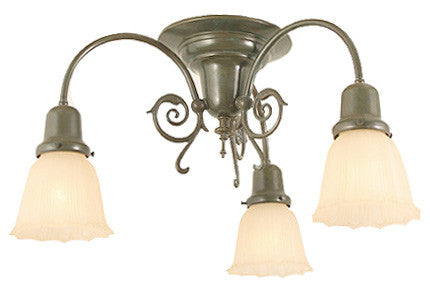 Baldwin Flush Mount - 3 Light