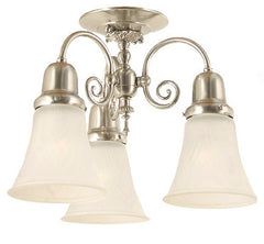 Berkeley Flush Mount - 3 Light