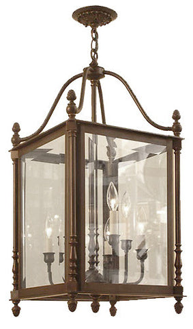 Canterbury Exterior Lantern - Small - 8 Light