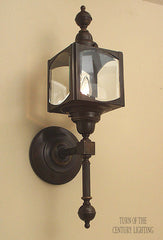 Essex Coach Lantern Exterior Wall Sconce