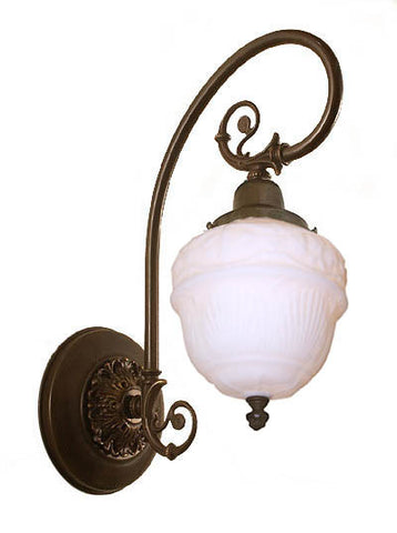 Hilton Exterior Wall Sconce