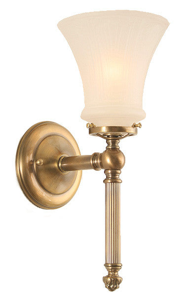 "Hudson Torch with 2 1/4"" Shade"
