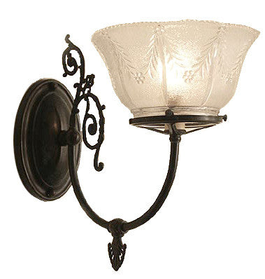 Victoria Gas Wall Sconce - Single Light