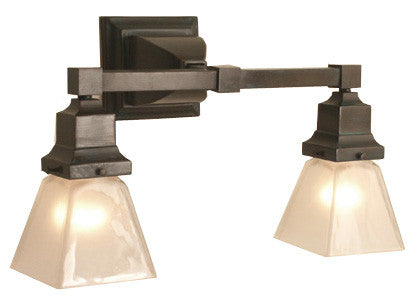 Mission Wall Sconce - 2 Light