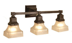 Mission Wall Sconce - 3 Light