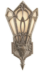 Zenith Art Deco Wall Sconce