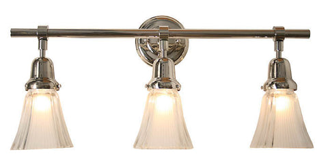 Empire Wall Sconce - Three Light