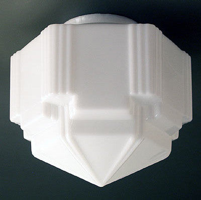 Six Sided Deco Shade