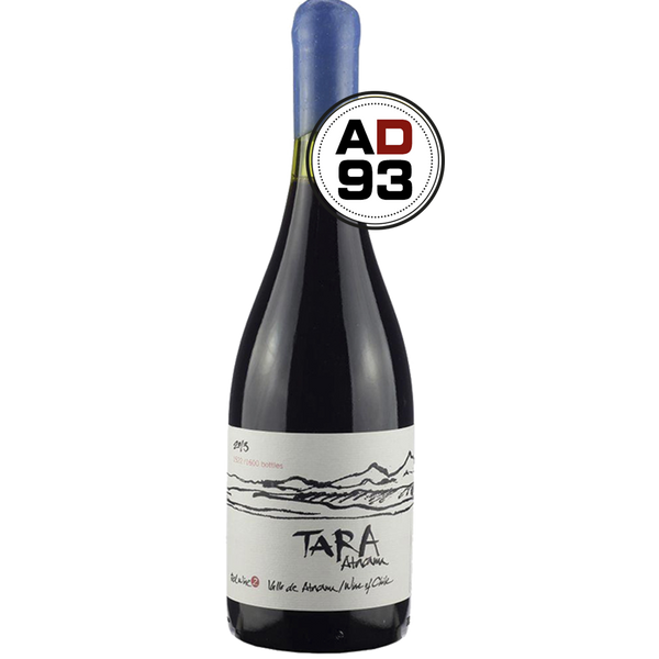 Tara Red Wine Nº1 Pinot Noir 2016