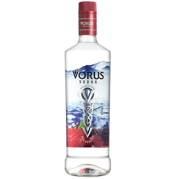 Vodka Vorus Red Berries - Salton