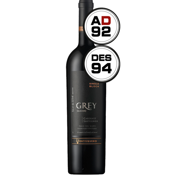 Grey Single Block Trinidad Vineyard Cabernet Sauvignon 2018