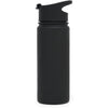 Summit Water Bottle With Flip Lid 18oz