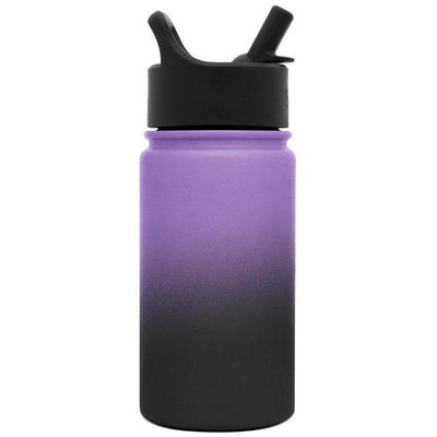 Summit Water Bottle with Straw Lid 14oz