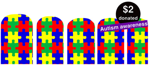 Kid's Puzzles (Autism Awareness)