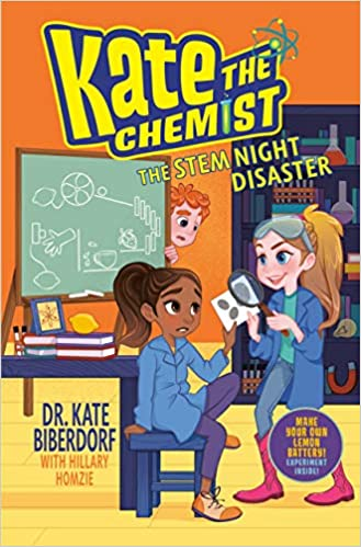 Kate the Chemist: The STEM Night Disaster