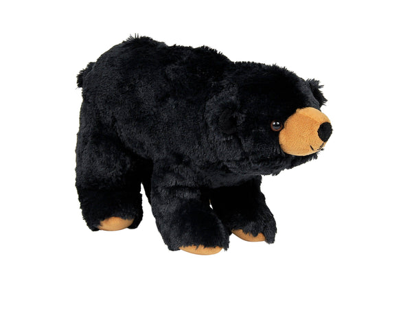 Plush Griffin The Black Bear