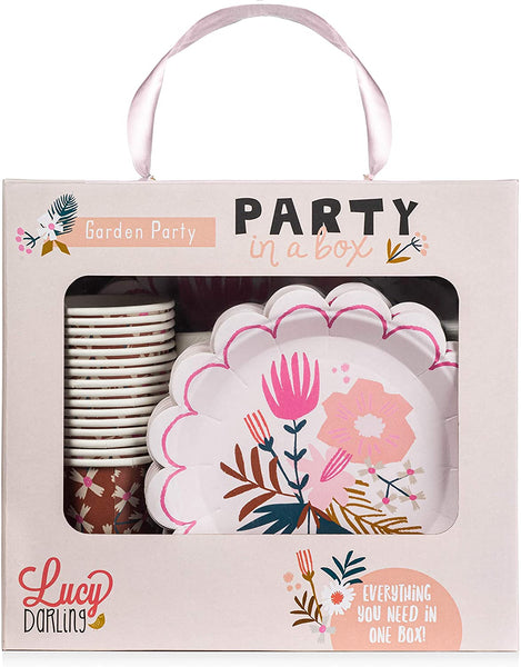 Lucy Darling Party in a Box: Garden Party