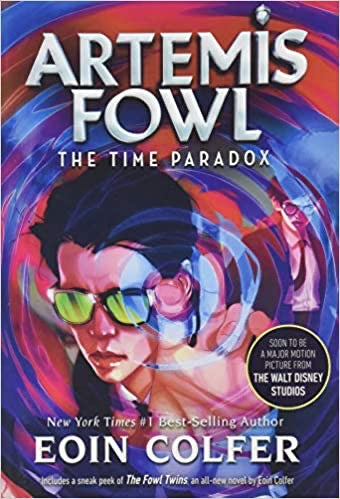 Artemis Fowl #6 The Time Paradox