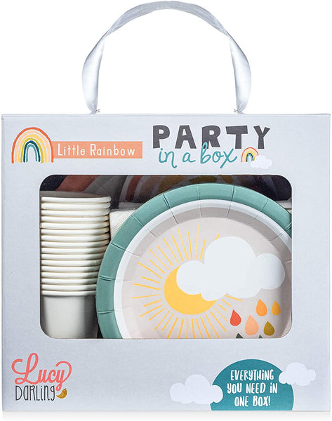 Lucy Darling Party in a Box: Little Rainbow