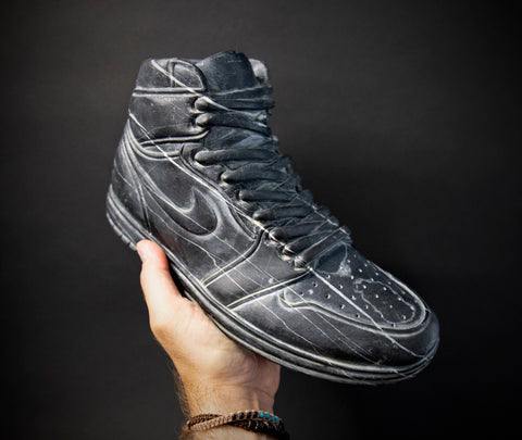 His Airness - Black Marble