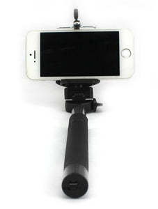WIRELESS SELFIE MONOPOD BLUETOOTH 4.0 BLACK (NOIR)
