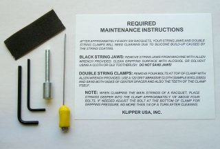 Maintenance Packet - Klipper USA