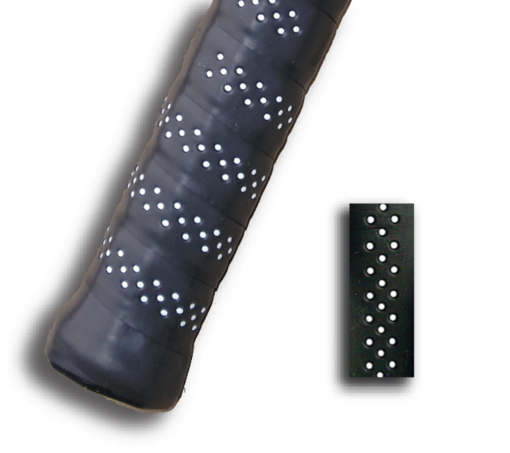 Perforated Racquet Grip - Klipper USA