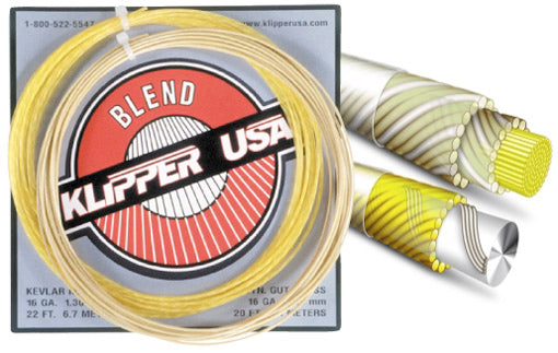Blend 16/16 Racquet String - Klipper USA