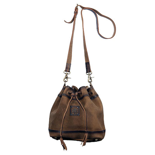 STS Ranchwear - Baroness Leather Bucket Bag
