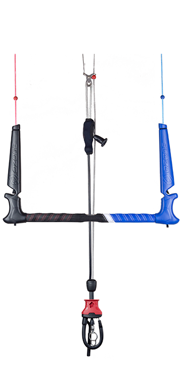 KITE PACK - Ozone Reo V5 complete + Wahoo directional kitesurf 2020 - BIG BLUE Boards