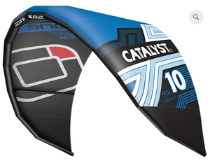 Ozone Catalyst V1 Kitesurf Kite + Bar