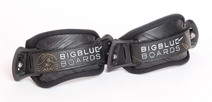 Women's Kiteboard Foot Straps - BIG BLUE Boards
