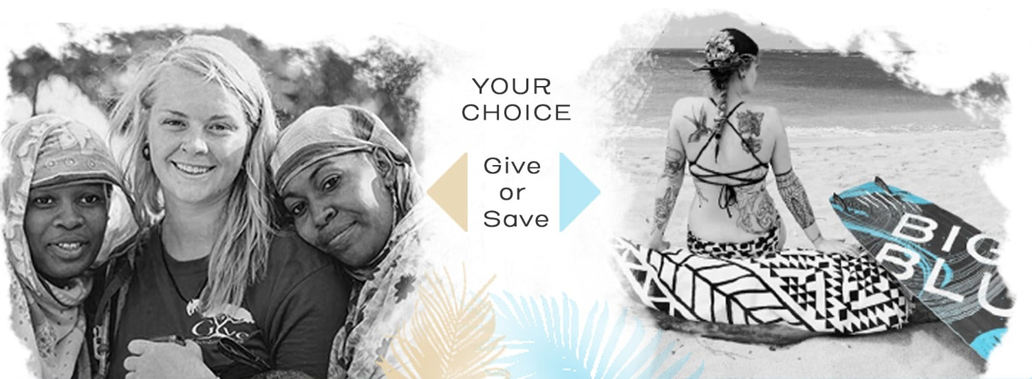 Your choice - gice or get in women's kitesurfing