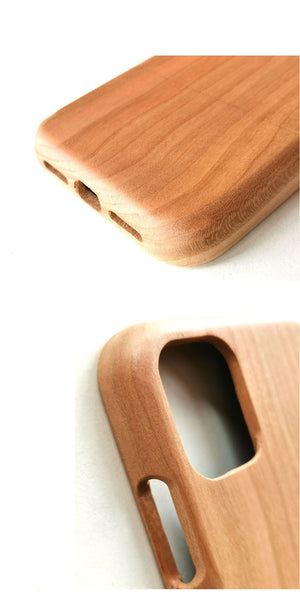 Eco Friendly Bamboo iPhone Case