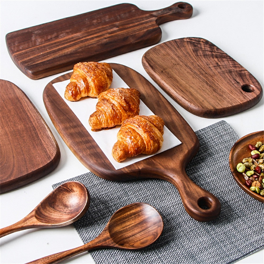 Eco Friendly Wooden Boards - Walnut & Beechwood