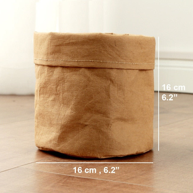 Waterproof Eco-friendly Kraft Paper Pot Holder