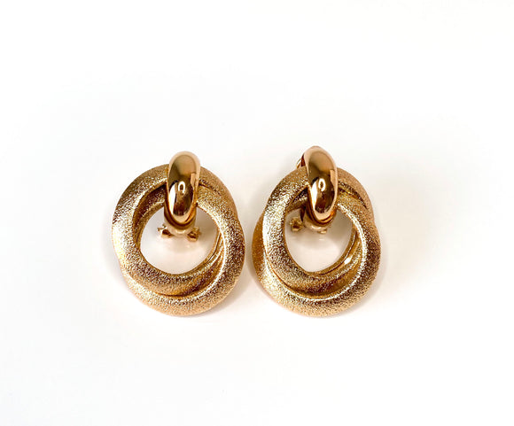 The Knot Earrings