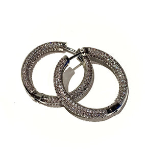Statement Hoops Medium