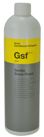Koch Chemie - Gentle Snow Foam ( GSF ) - Reinigungsschaum pH-neutral 1000ml - ADVANTUSE - Autopflegeshop