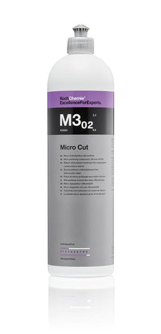 Koch Chemie - M3.02 Micro Cut - Finish & Anti-Hologramm Politur 1000ml - ADVANTUSE - Autopflegeshop
