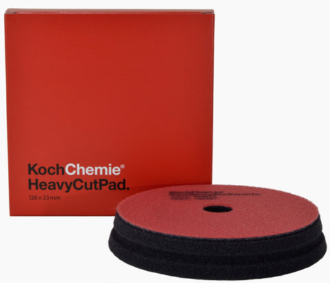 Koch Chemie - Polierpad Heavy Cut (grob 126mm x 23mm) 125mm - ADVANTUSE - Autopflegeshop