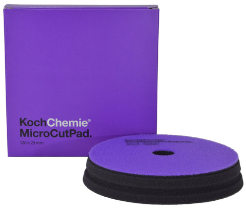 Koch Chemie - Polierpad Micro Cut (fein 126mm x 23mm) 125mm - ADVANTUSE - Autopflegeshop