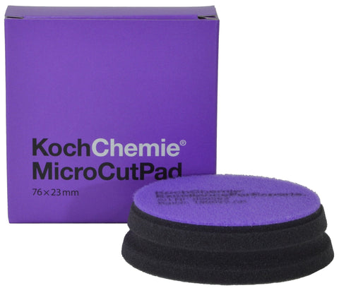 Koch Chemie - Polierpad Micro Cut (fein 76mm x 23mm) 75mm - ADVANTUSE - Autopflegeshop