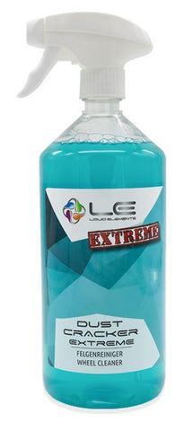 Liquid Elements - Dust Cracker Extreme - Premium Felgenreiniger 1000ml - ADVANTUSE - Autopflegeshop
