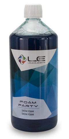 Liquid Elements - Foam Party Aktiv Snow Foam 1000ml - ADVANTUSE - Autopflegeshop