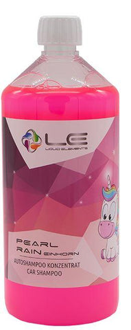 Liquid Elements - Pearl Rain Shampoo Konzentrat - Einhorn 1000ml - ADVANTUSE - Autopflegeshop
