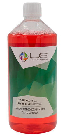 Liquid Elements - Pearl Rain Shampoo Konzentrat - Wassermelone 1000ml - ADVANTUSE - Autopflegeshop